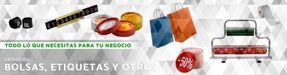 Bolsas para tiendas baratas