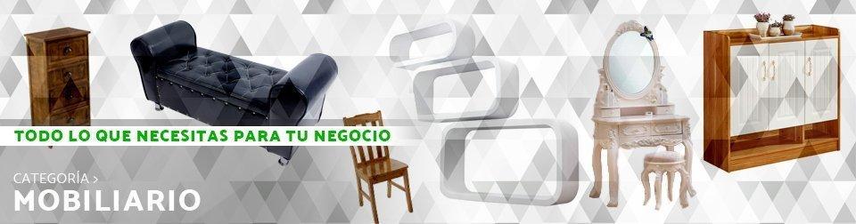 Productos de mobiliario comercial